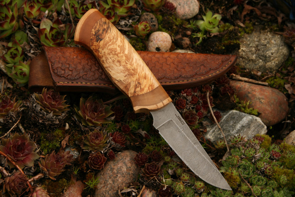 JSC Knife #288(c) - Deer Hunter