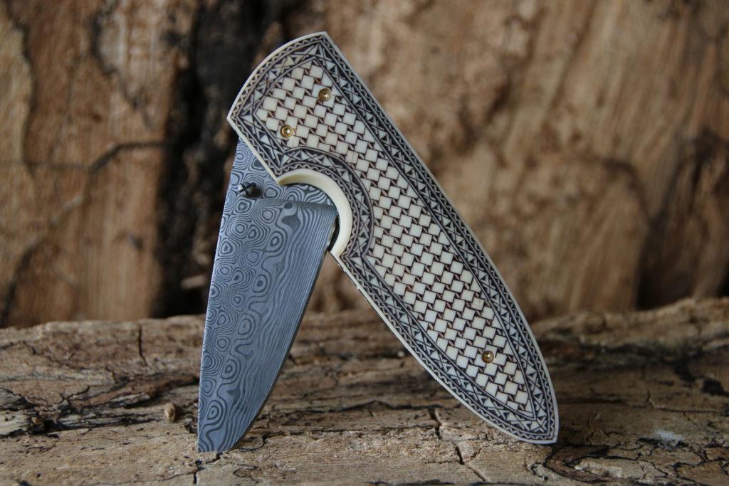JSC Knife #325(b) - The Square