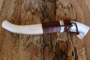 JSC Knife #328(d) - The Big Reindeer
