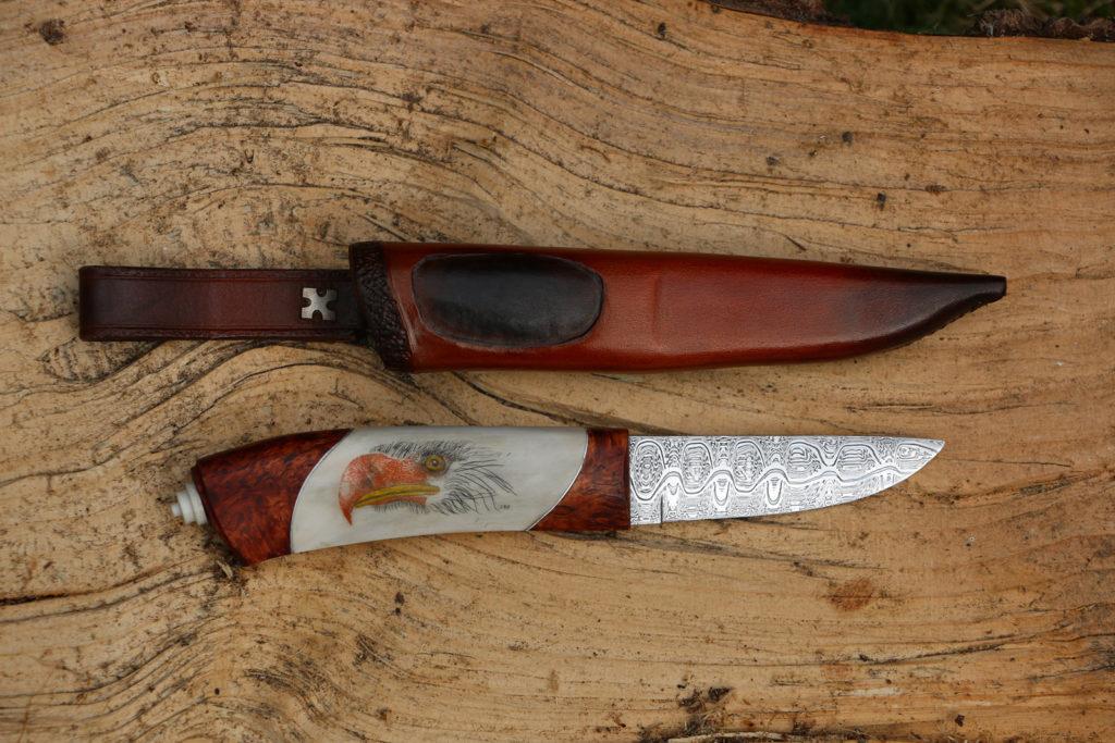 JSC Knife #367(c) - The Eagle