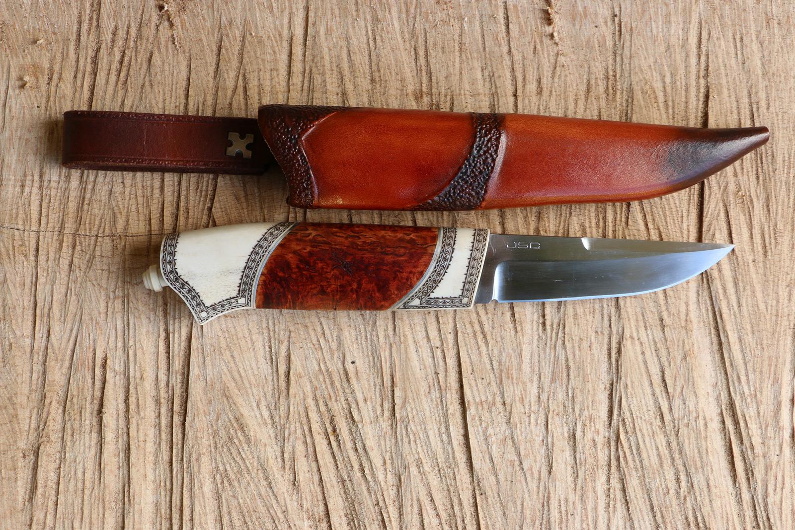 JSC Knife #368(b) - French Lace