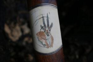 JSC Knife #372(c) - The Savannah Gazelles